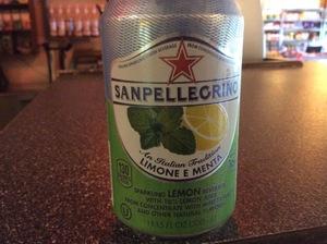 San Pellegrino Lemon Mint